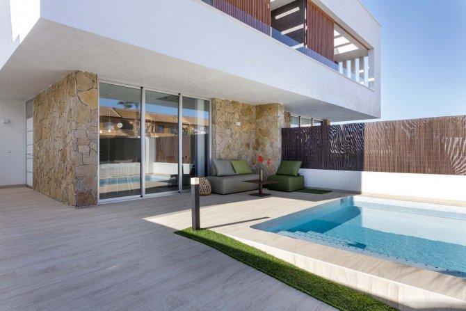 Three Bedroom Villa in San Pedro del Pinatar