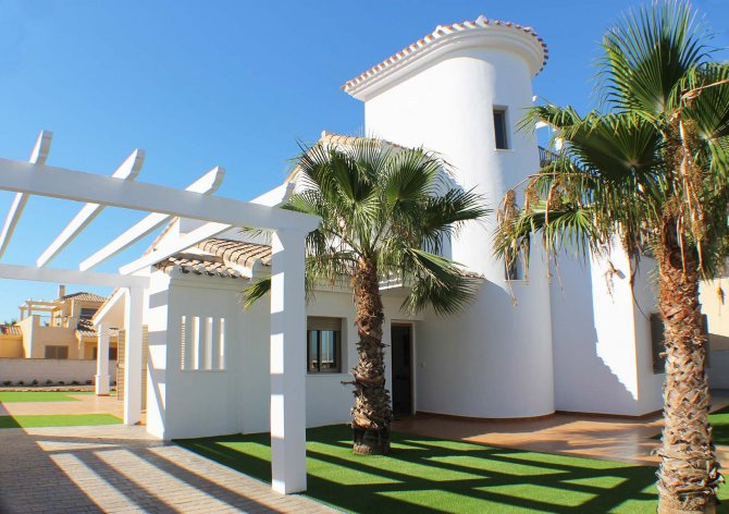 La Isla Luxury Villas La Manga