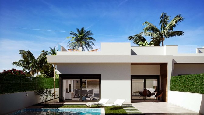 Roda Village property for sale 3 bed villa with pool