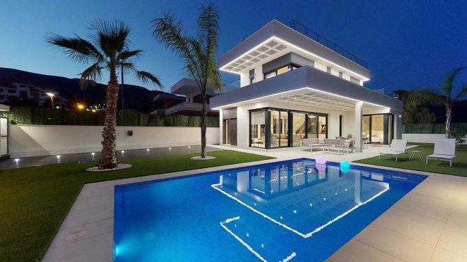 Villa in Finestrat