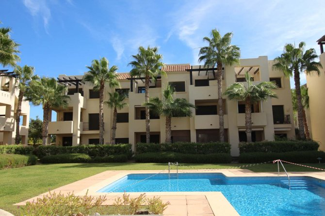 Roda Golf Penthouse In Great Location