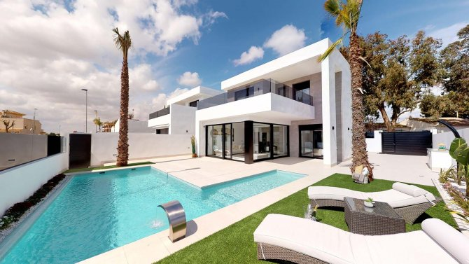 Luxury Villas in Sucina
