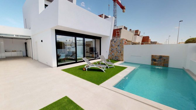Premium Villas close to the beach