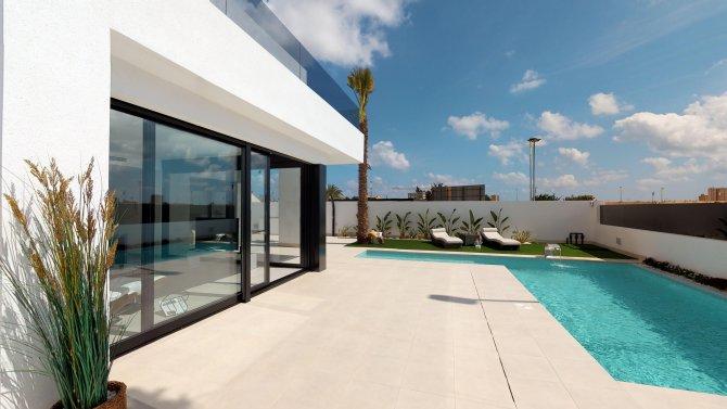 Luxury San Javier Villas