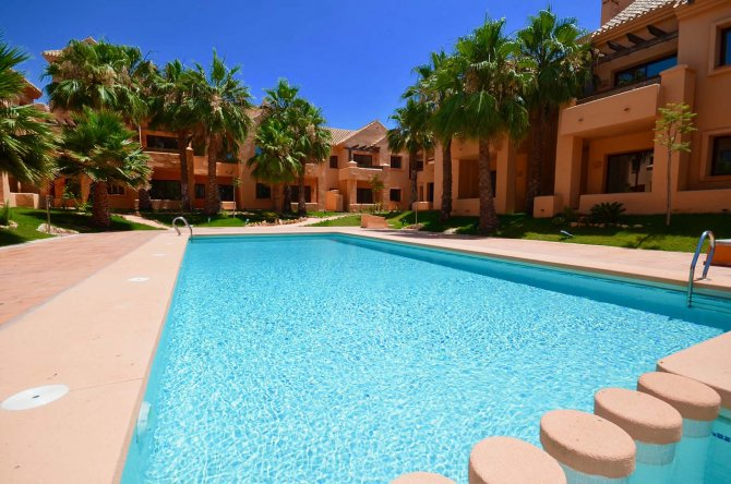 Two Bedroom Beach Front Apartments