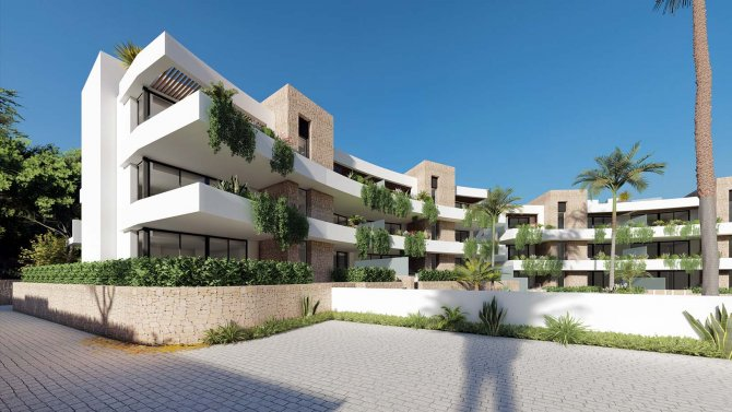 La Manga Club New Apartments