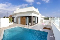 Roda Village three bedroom villa with pool